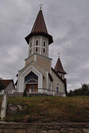 Borșa, Biserica Greco-catolică