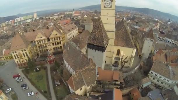 Liceul Stephan Ludwig Roth și Biserica Sf. Margareta