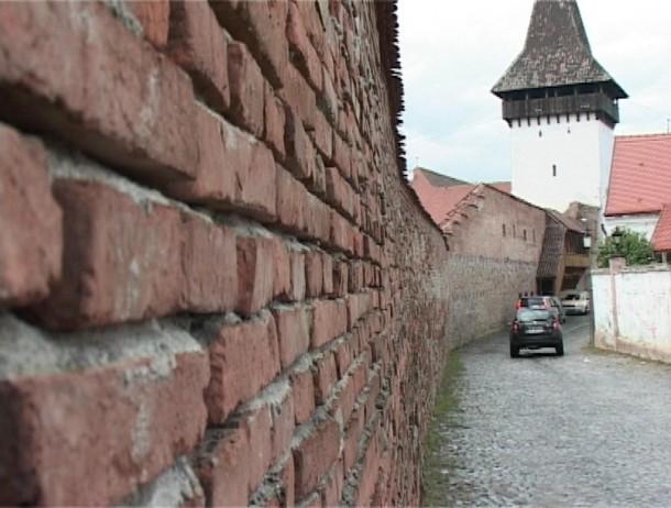 Zidul de incintă