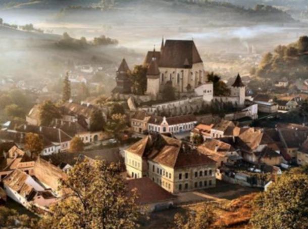 Biertan - Biserica fortificată