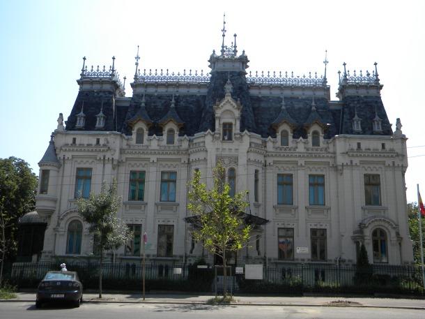 Palatul Crețulescu
