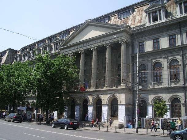 Universitatea București