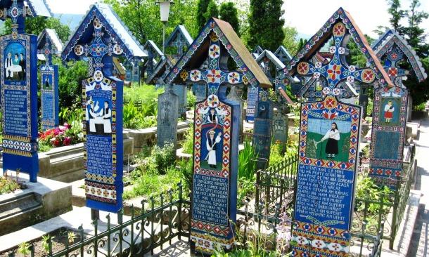 Cimitirul Vesel, Săpânța