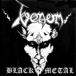 Venom - Black Metal