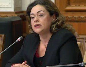 Claudia Costea, MInistrul Muncii și Protecției Sociale