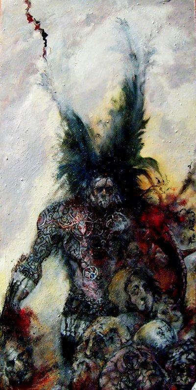 Bran Mak morn Pax Romana by Pedro Elefante