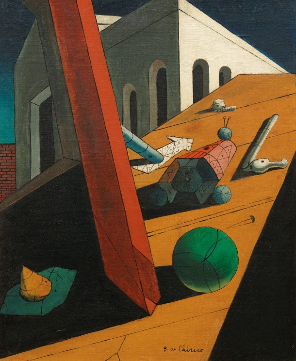 Chirico - The Evil Genius of a King