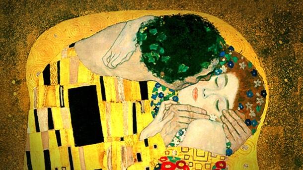 Gustave Klimt - Sărutul